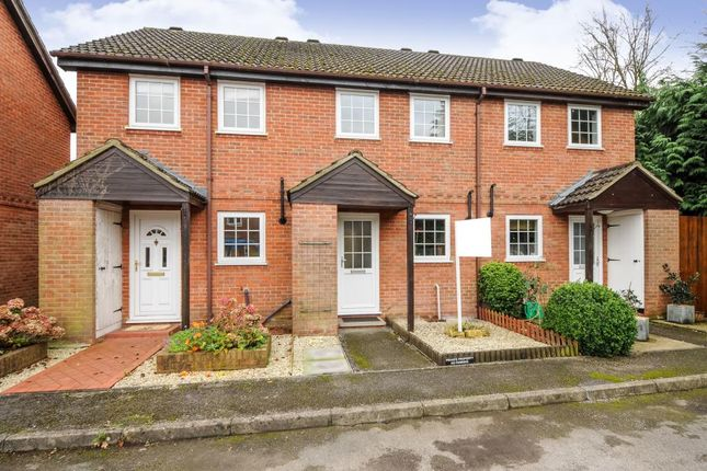 Thumbnail Terraced house to rent in Droitwich Close, Bracknell