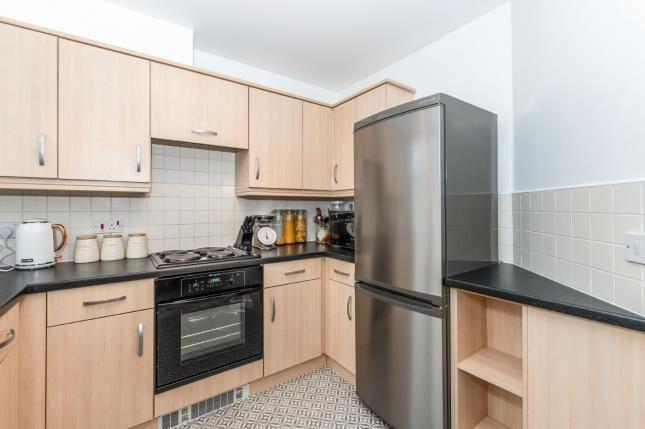 Kitchen of Lytham Close, Great Sankey, Warrington, Cheshire WA5