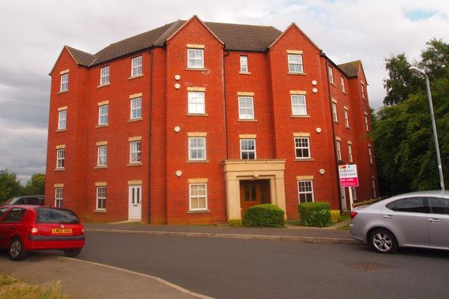 Thumbnail Flat for sale in Wilce Avenue, Wellingborough