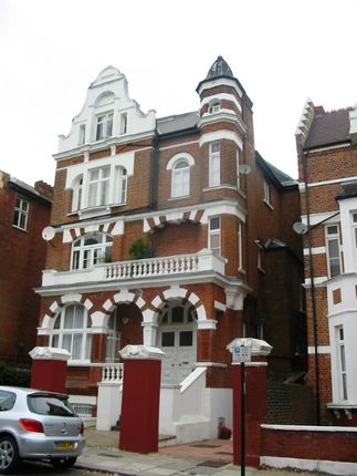 1 bed flat to rent in Compayne Gardens, West Hampstead