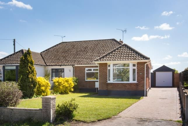 Thumbnail Semi-detached house for sale in Green Lane, Willaston, Nantwich, Cheshire
