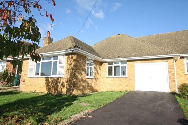 Thumbnail Semi-detached bungalow for sale in Byfields Croft, Bexhill-On-Sea
