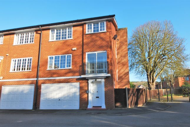 Thumbnail End terrace house to rent in Radnor Close, Henley-On-Thames, Oxfordshire