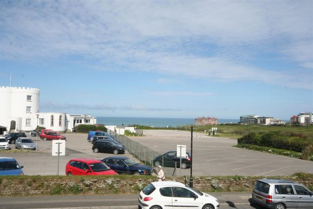 1 bed flat for sale in Tower Road, Newquay