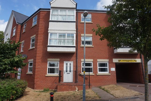 Thumbnail Flat for sale in Northcroft Way, Erdington, Birmingham