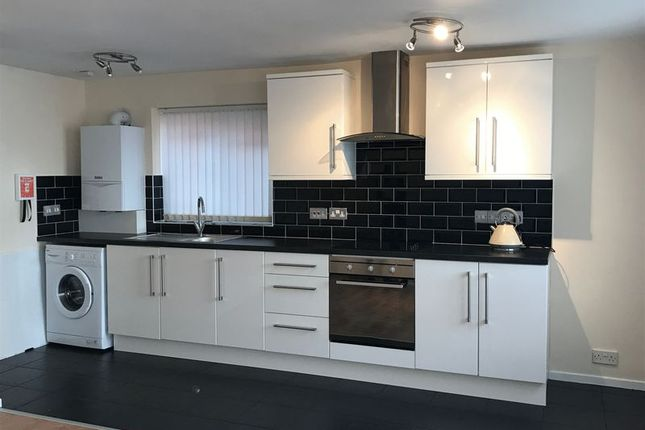 Thumbnail Flat to rent in Courtenay Road, Waterloo, Liverpool