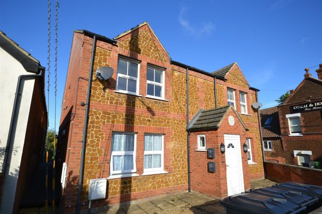 2 bed flat for sale in Church Crofts, Manor Road, Dersingham, King's Lynn PE31