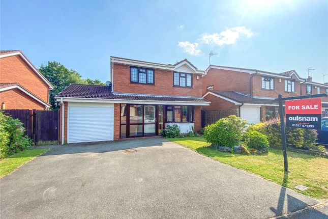 Thumbnail Detached house for sale in Townsend Avenue, Bromsgrove