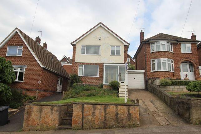 3 bed detached house for sale in Trevone Avenue, Stapleford, Nottingham