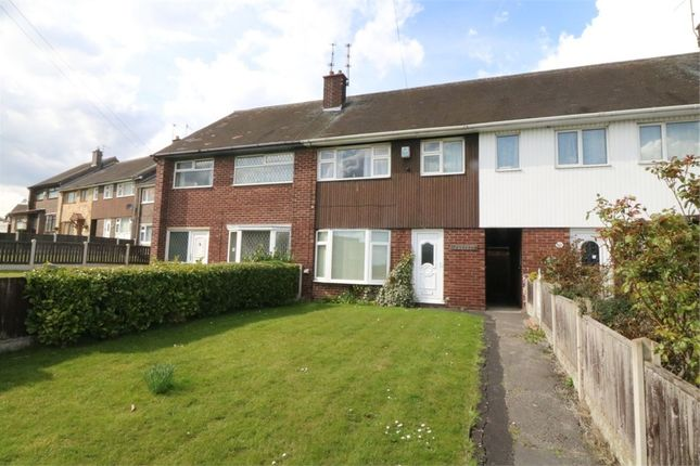 Thumbnail Town house for sale in Roughwood Road, Rockingham, Rotherham, South Yorkshire