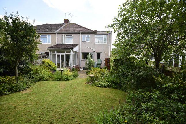 Rear Garden of Wedgewood Road, Bristol BS16
