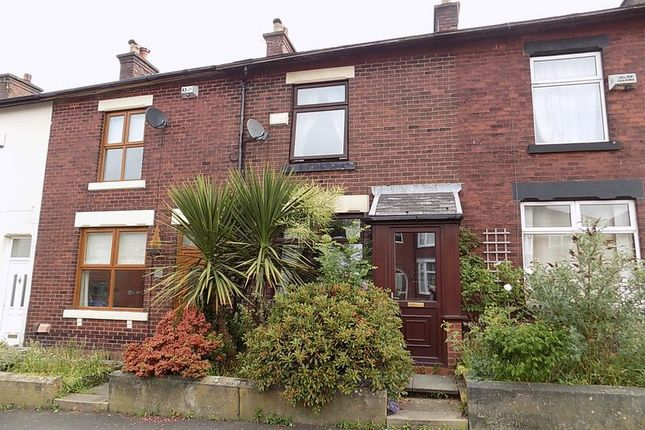 Thumbnail Terraced house to rent in Queens Avenue, Bromley Cross, Bolton