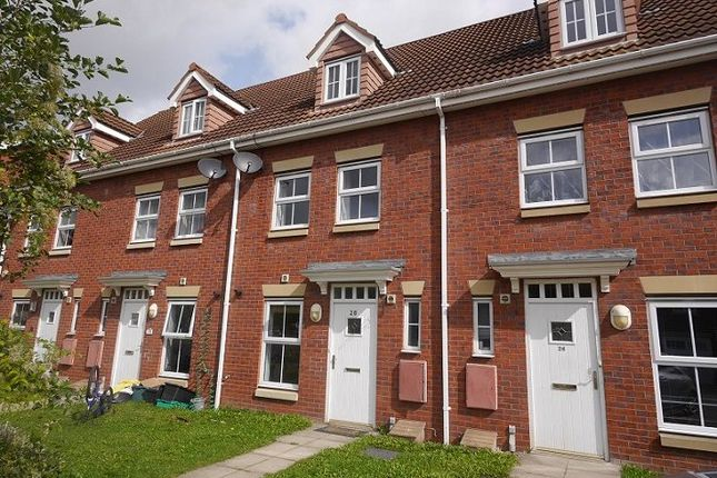 Thumbnail Terraced house to rent in The Haven, Selby