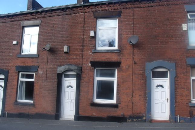 Thumbnail Terraced house to rent in Ripponden Road, Moorside, Oldham