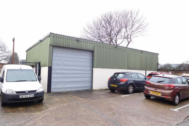 Thumbnail Light industrial to let in West Street, Crewe, Cheshire
