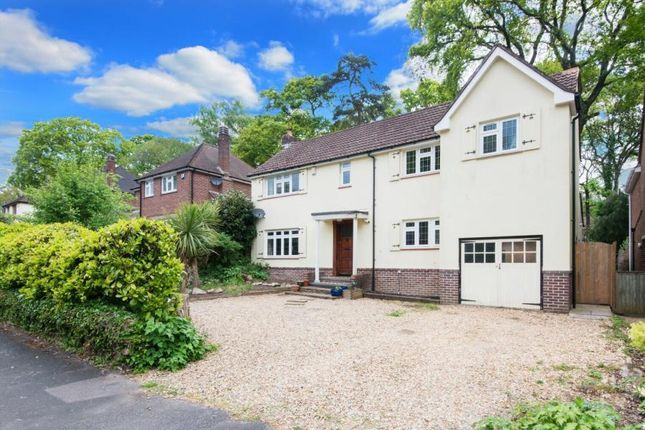 Thumbnail Detached house for sale in Gordon Road, Chandler's Ford, Eastleigh, Hampshire