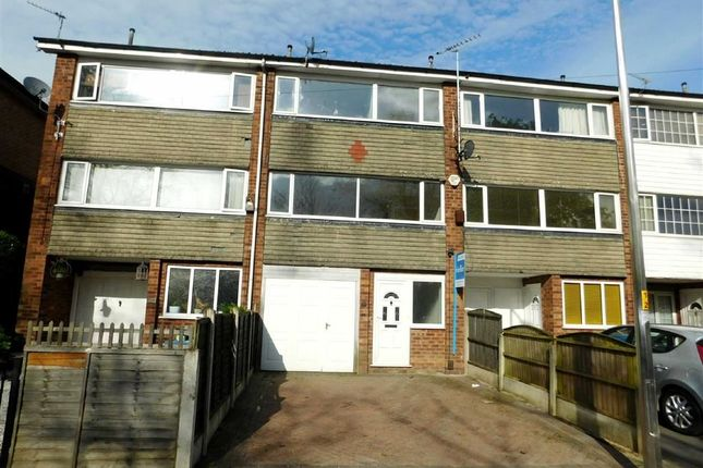 Thumbnail Town house for sale in Culver Road, Stockport, Stockport