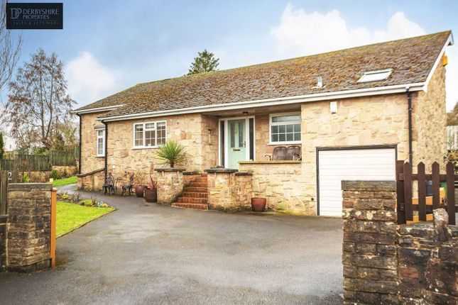 Thumbnail Detached house for sale in New Road, Heage, Heage