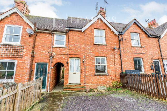 2 bed terraced house to rent in Bourton Road, Buckingham MK18