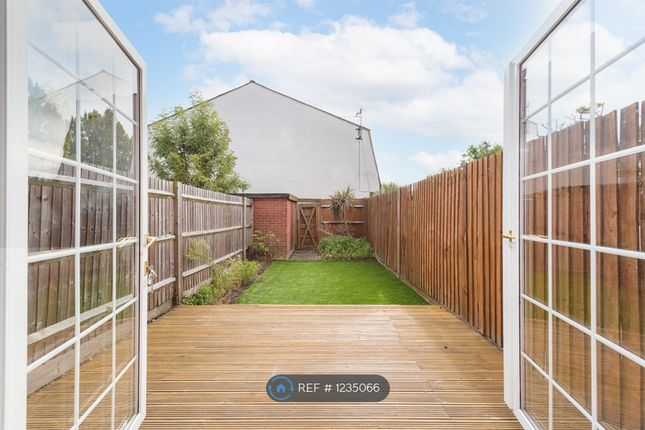 Thumbnail Terraced house to rent in North Road, London