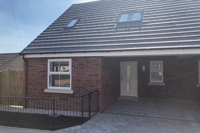Thumbnail Semi-detached bungalow for sale in Plot 1, 18 Maple Road, Staincross, Barnsley