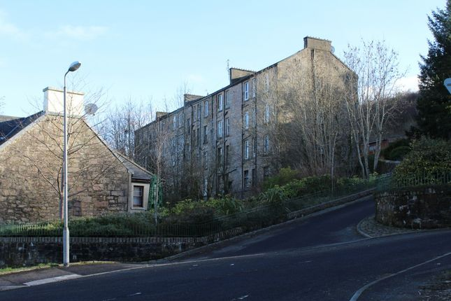 Thumbnail Flat for sale in Kilmory Terrace, Port Glasgow