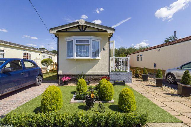 Thumbnail Mobile/park home for sale in Water End Park, Old Basing, Basingstoke
