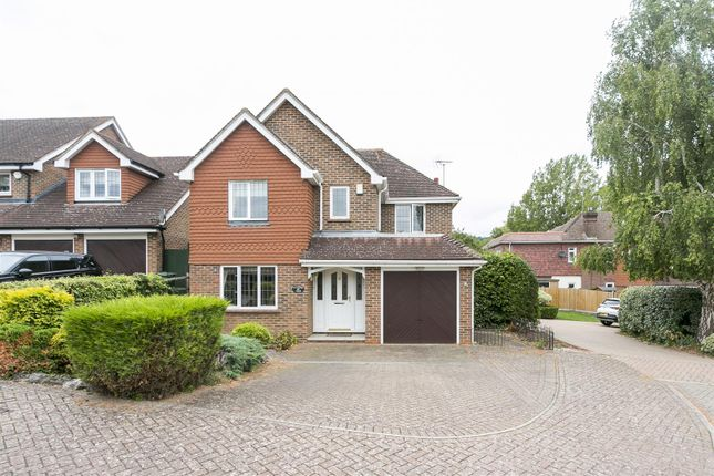 Thumbnail Detached house for sale in Great Till Close, Otford, Sevenoaks