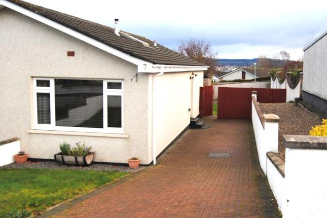 Thumbnail Semi-detached bungalow to rent in Firthview Avenue, Inverness