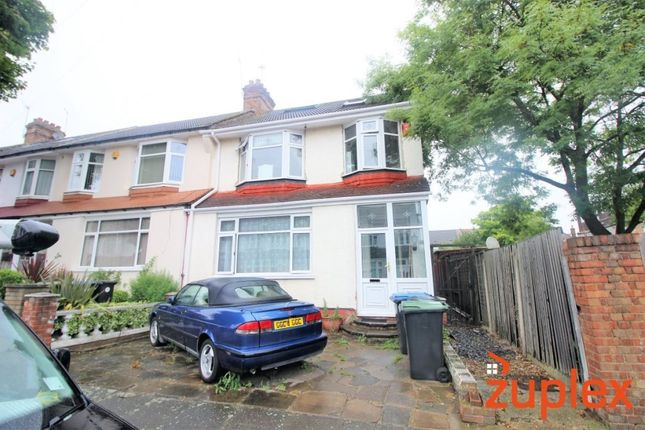 Thumbnail Terraced house for sale in Lawrence Avenue, London