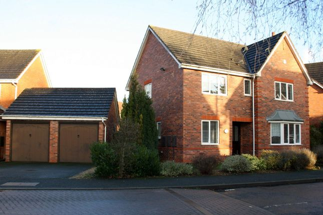 4 bed detached house to rent in Appletrees Crescent, Woodland Grange, Bromsgrove B61