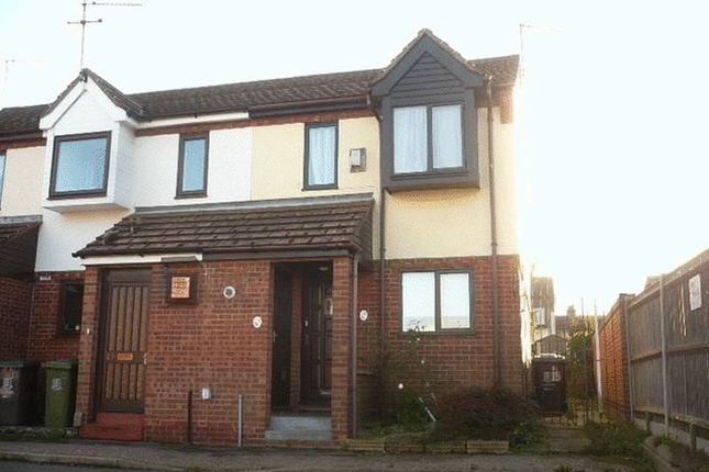 Thumbnail End terrace house to rent in Hingley Close, Gorleston, Great Yarmouth
