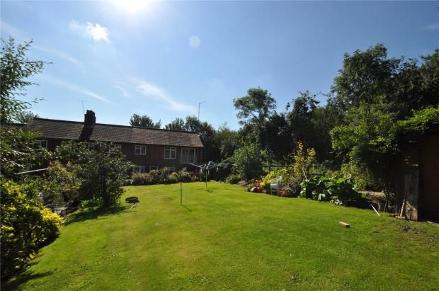Thumbnail Semi-detached house for sale in Duck Street, Wendens Ambo, Saffron Walden, Essex