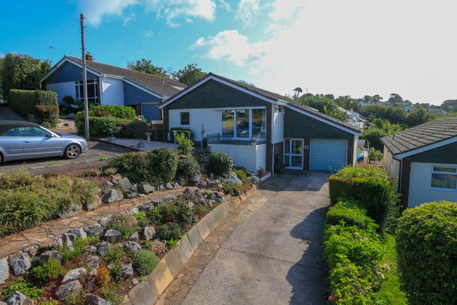 Detached bungalow for sale in The Orchard, Holcombe, Dawlish