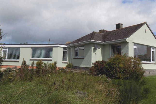 Thumbnail Detached bungalow for sale in Chapeldown Road, Torpoint