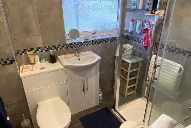 Shower Room of Oulton Rise, Parklands, Northampton NN3