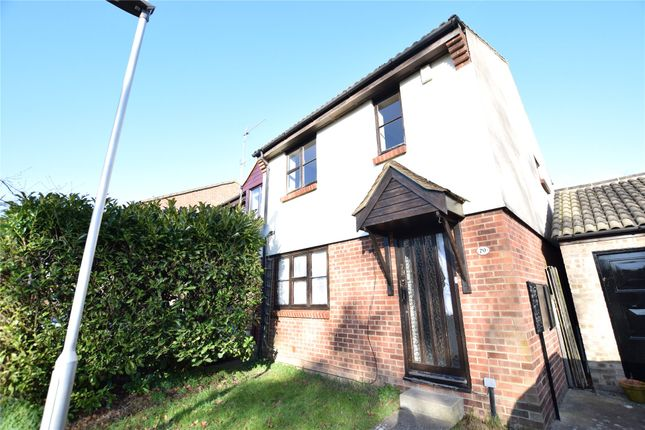 Thumbnail End terrace house to rent in Chisbury Close, Forest Park, Bracknell, Berkshire