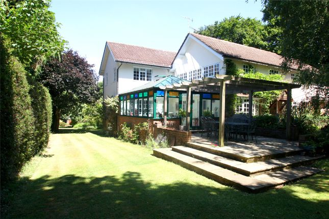 Thumbnail Detached house for sale in Castle Street, Bletchingley, Redhill