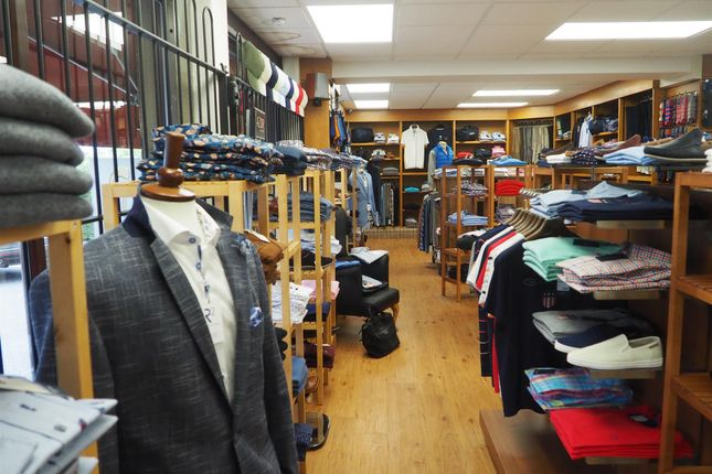 Thumbnail Retail premises for sale in Clothing & Accessories BD20, Riddlesden, West Yorkshire