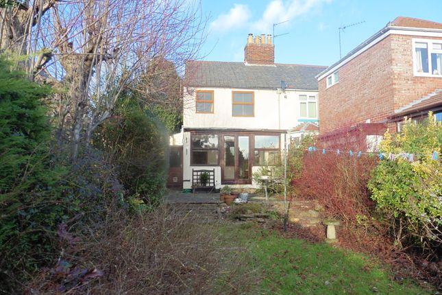 Thumbnail Semi-detached house for sale in 21 Sculthorpe Road, Fakenham