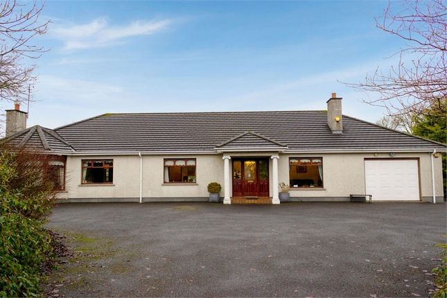 Thumbnail Detached bungalow for sale in Greenhill Road, Ballymoney, County Antrim