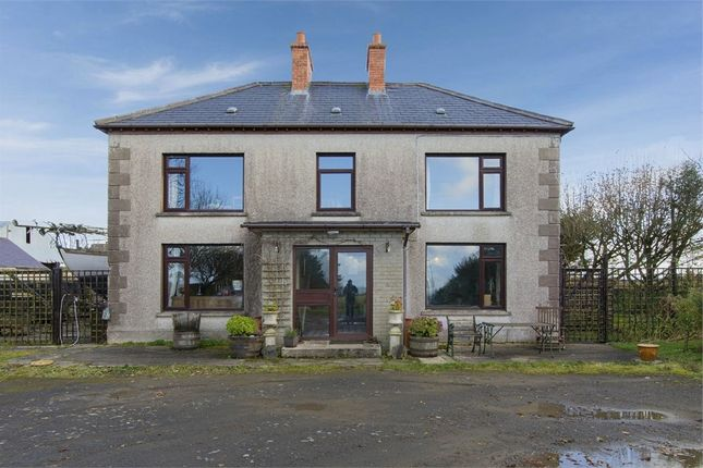 Thumbnail 3 bed detached house for sale in 72 Castlenagree Road, Bushmills, County Antrim