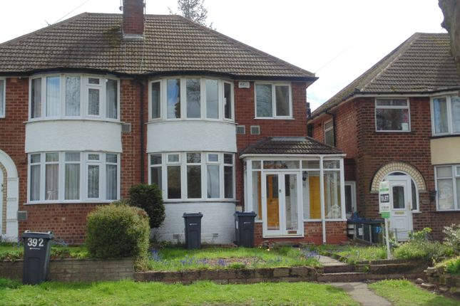 Semi-detached house to rent in Old Walsall Road, Great Barr