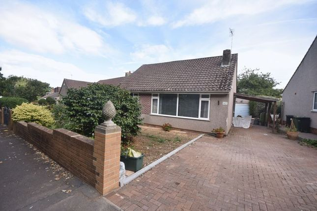 Thumbnail Detached bungalow to rent in Leap Valley Crescent, Downend, Bristol