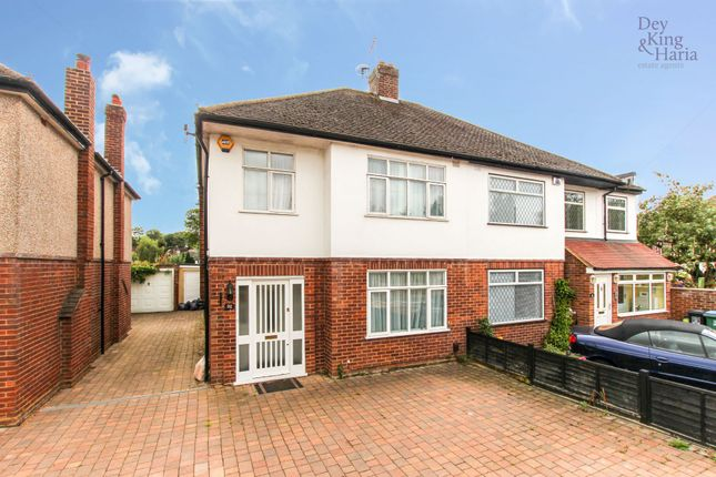 Semi-detached house for sale in Courtlands Drive, Watford