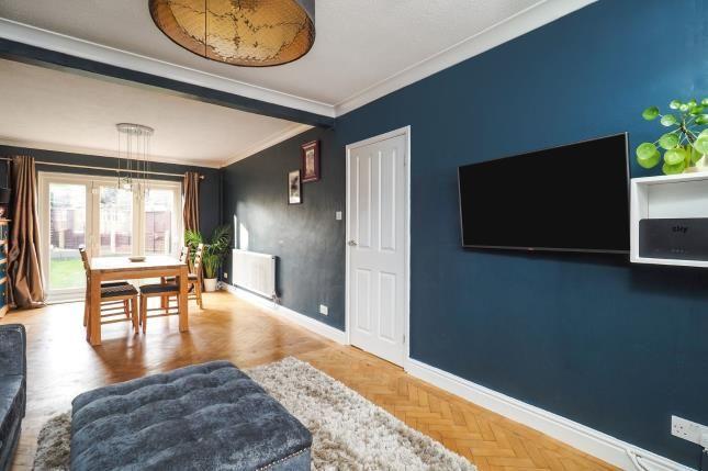 Living Room of Charlecote Drive, Wollaton, Nottingham, Nottinghamshire NG8