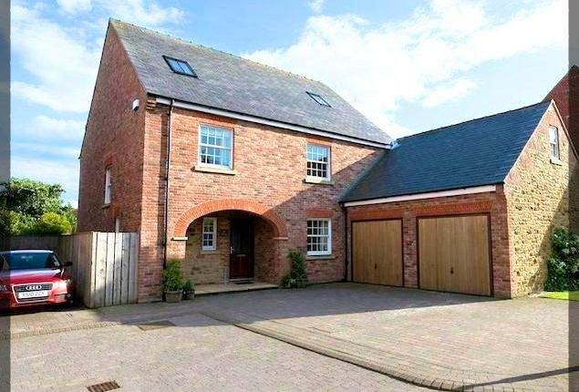 Thumbnail Detached house to rent in Monckton Rise, Newbald, East Yorkshire