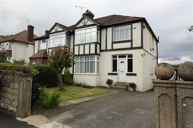 Thumbnail Semi-detached house for sale in Bents Drive, Ecclesall, Sheffield