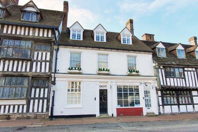 Thumbnail Terraced house for sale in High Street, East Grinstead
