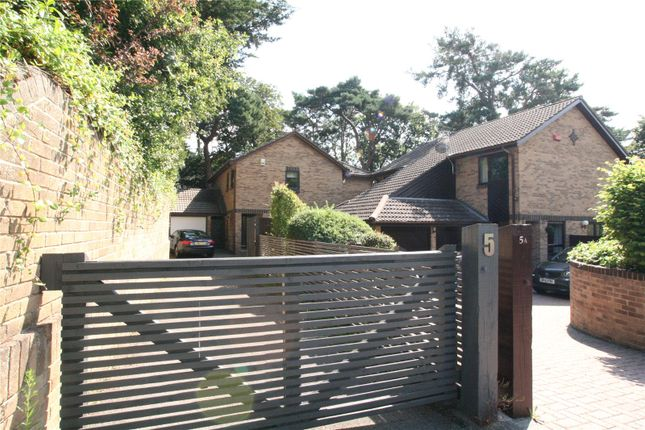 Thumbnail Detached house to rent in Ashling Close, Queens Park, Bournemouth